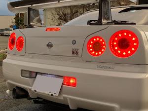 スカイラインGT-R R34 vスペックのカスタム事例画像 korosukeさんの2020年11月16日16:40の投稿