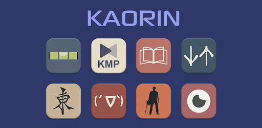 Kaorin - Icon Pack app (apk) free download for Android/PC/Windows screenshot