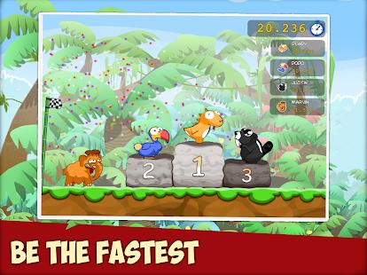 Dino Rush Race 10