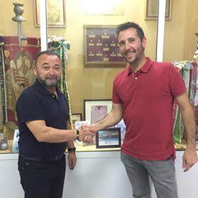 Victor Navarro artista fallero 2020 de San Luis-Waksman
