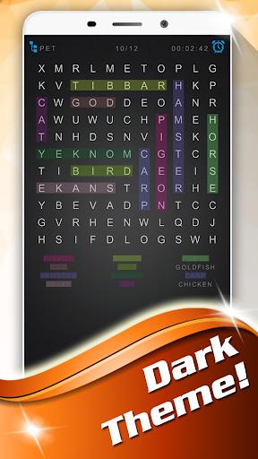 Word Search: Crossword 7.7 screenshots 5