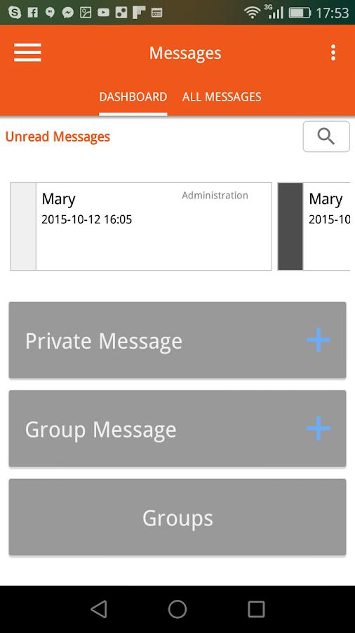 MOBIZY- screenshot