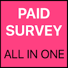 Paid Surveys - All In One icon