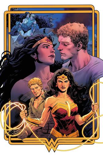 DC announces massive publishing program for Wonder Woman's 80th