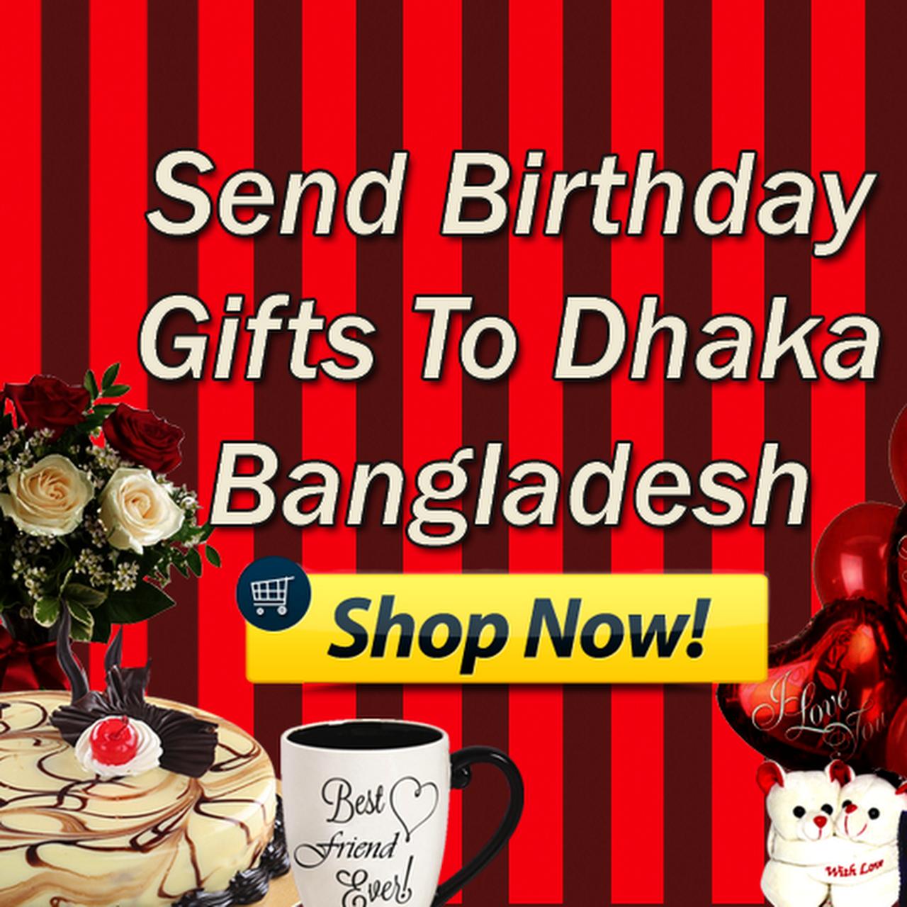 Send Gift To Dhaka