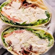 Chicken Supreme Wrap