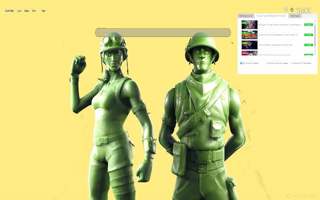 Plastic Patroller Fortnite Skin Wallpapers