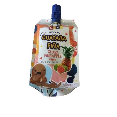 jugo quidy kids nectar guaya/pina 250ml