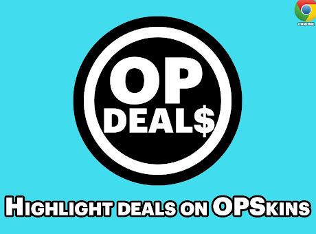 Opskins good deals steam games giveaways