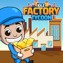 Idle Factory Tycoon: Manager Abenteuer Simulator