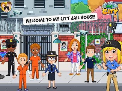 My City: Jail House Premium Apk [Paid for Free] 7