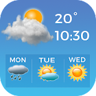 World weather pro icon
