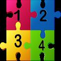 Classic puzzle icon