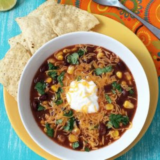Easy Bean Soup With Canned Beans Recipes.