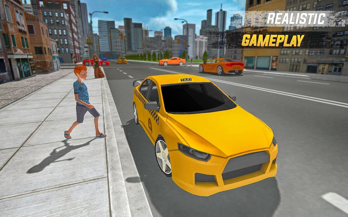 City Cab Driver 2019 – (Android แอป) — AppAgg