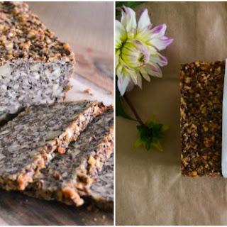 Nut & seed bread a' la Jonas – Paleo style