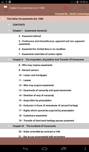 Indian Encasements Act 1882