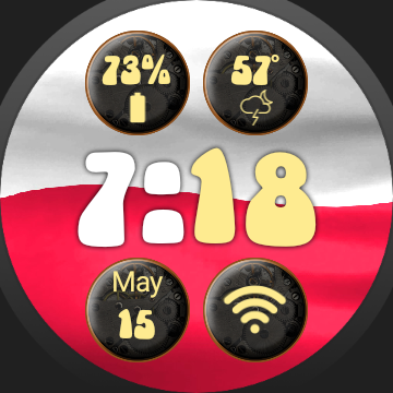 World Cup watch face background image complication  screenshots 20