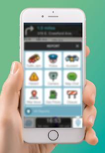 Guide Waze Maps, GPS, Navigation and Traffic Alert - náhled