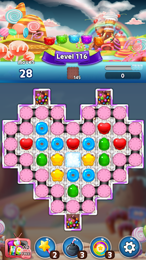 My Jelly Bear Story: New candy puzzle screenshots 4