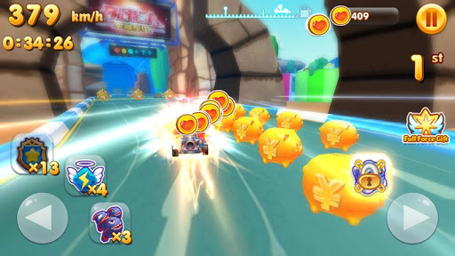 Télécharger Toons Star Racers apk mod screenshots 1
