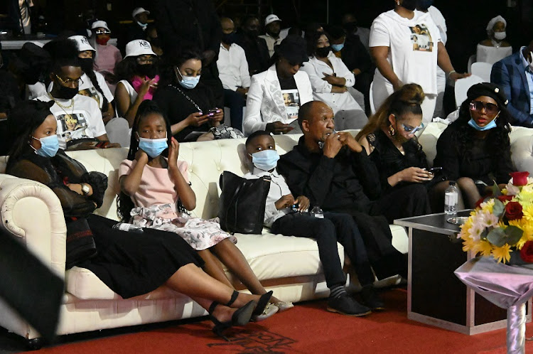 SNAPS | Inside the touching celebration of Mshoza's life at memorial