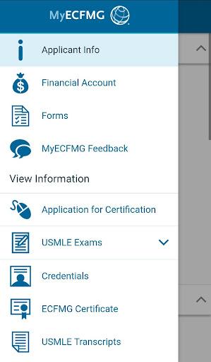 MyECFMG 2.9.2 screenshots 3