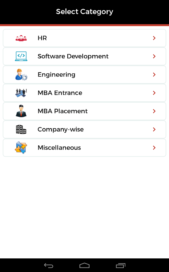 interview question and answers android apps on google play