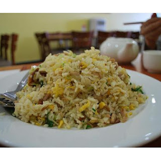 Fancy Fried Rice.