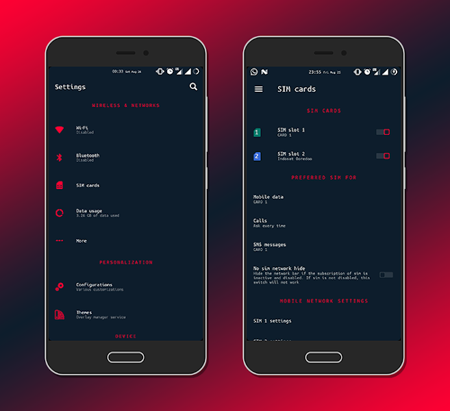 [Substratum] hol0m4Subs v2.3 [Patched]