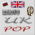 UK POP Radio Stations icon