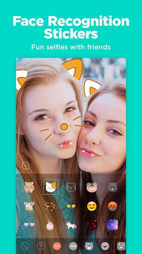 Candy Camera - selfie, beauty camera, photo editor 4.47 screenshots 2