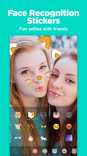 App Candy Camera - selfie, beauty camera, photo editor APK for Windows Phone