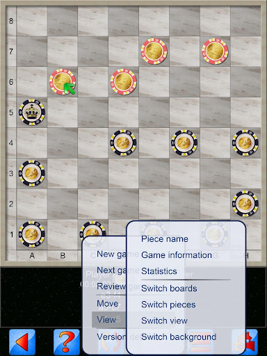 Checkers V+, online multiplayer checkers game 5.25.66 screenshots 11