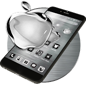 Black Apple Crystal Theme