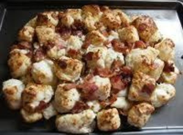 Bacon And Cheese Pull-aparts Recipe