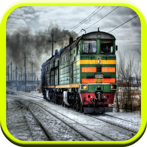 Train Games For Children Free 教育 App LOGO-APP開箱王