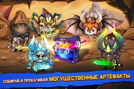 Tiny Gladiators Screenshot