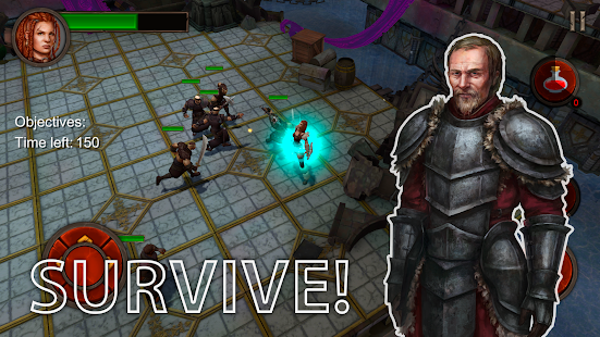 How to hack Ancient Rivals: Dungeon RPG for android free