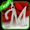 صور حرف M مزخرفة  رومانسية 2021 - بدون نت icon