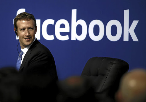 Facebook's Mark Zuckerberg. Picture: REUTERS