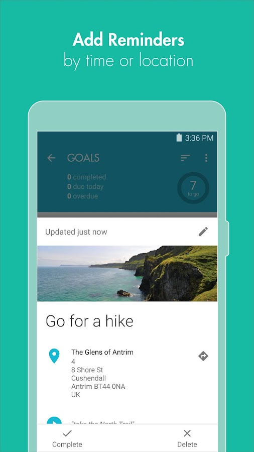 Ike - To-Do List, Task List- screenshot