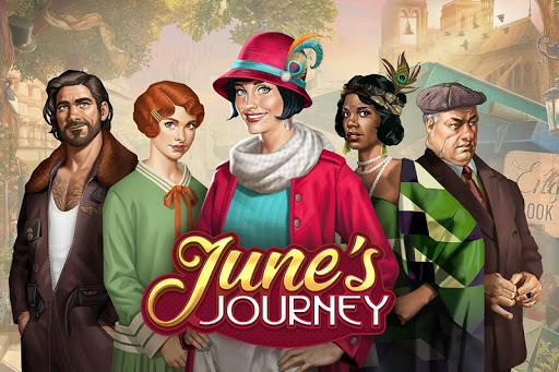 June's Journey - Hidden Object 1.21.1 screenshots 11