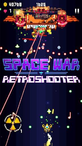 Space War: Pixel Craft 1.1.16 screenshots 1