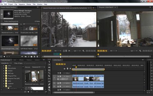 Training Premiere Pro CS6 & CC screenshot 3