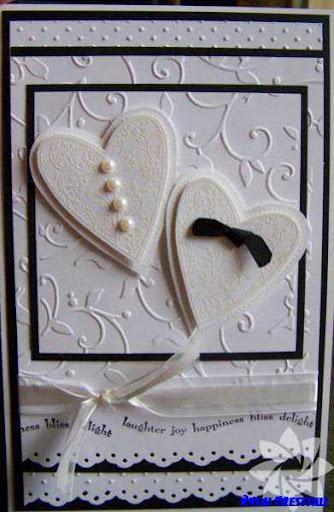 結婚式の招待状のデザイン