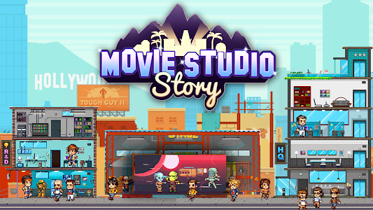 Movie Studio Story v1.0.7.0.7 (Mod)