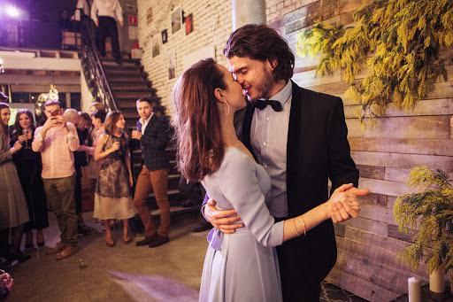 Wedding photographer Алина Посторонка (alinapostoronka). Photo of 01.04.2018