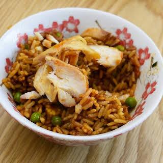 Sriracha Fried Rice.