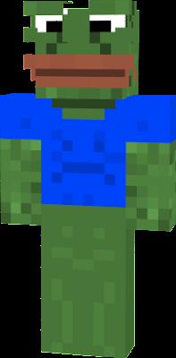 Pepe Frog Nova Skin